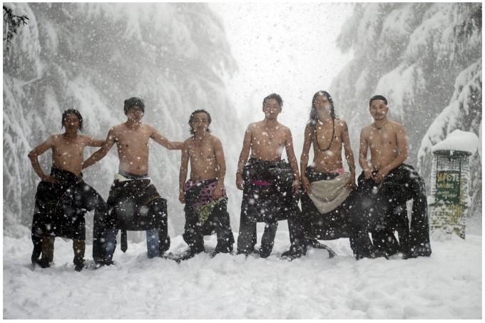 Snowfall In Jammu Kashmir, Himachal And Uttarakhand