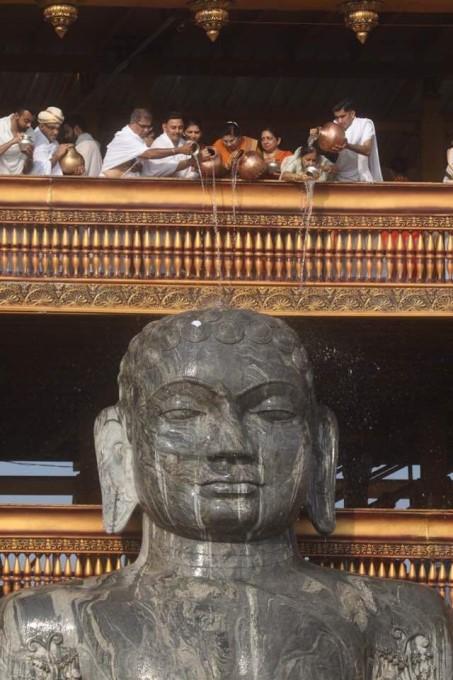 Dharmasthala Bahubali Mahamastakabhishekha 2019