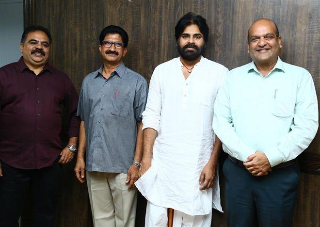 KV Vishnu Appointed As Janasena Party Advisory Chairman