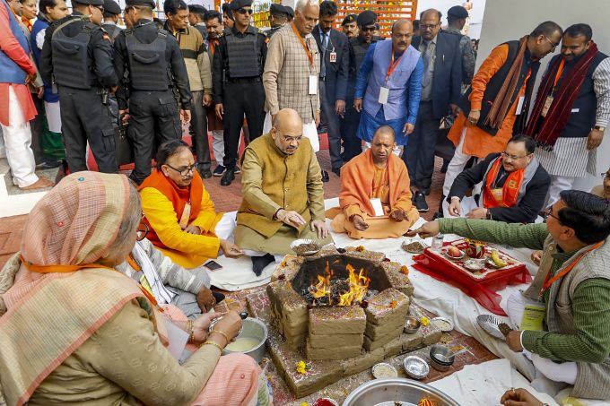 News In Photos (6 February 2019) | Photos Of Top News Today - Oneindia Gallery