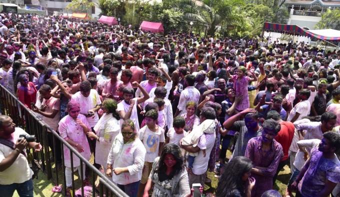 2019 Holi Celebration Across India