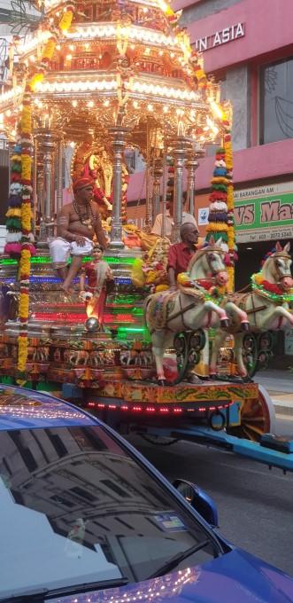 Devotees Celebrate Panguni Uthiram In Malaysia