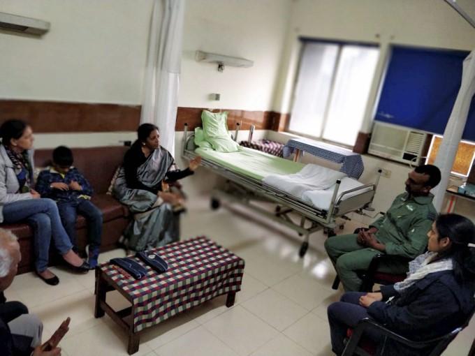 IAF Pilot Abhinandan Varthaman Release At Attari-Wagah Border