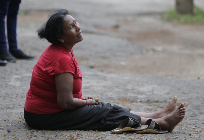 Bomb Blasts In Sri Lanka