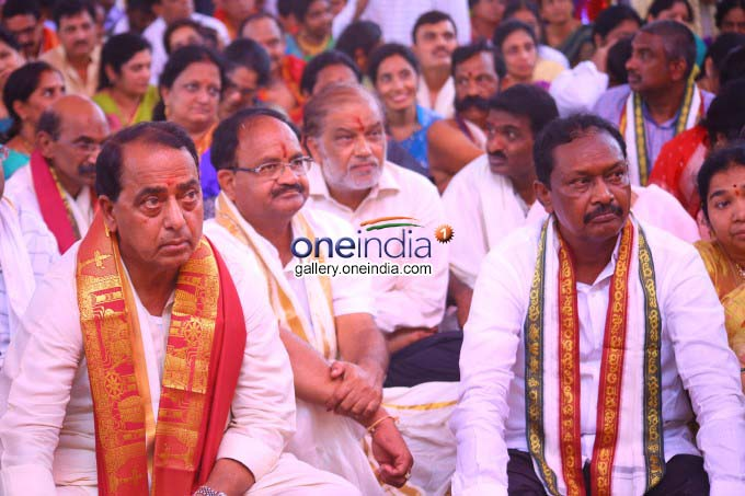 Sri Rama Navami: Sri Sita Rama Kalyanam In Bhadrachalam 2019