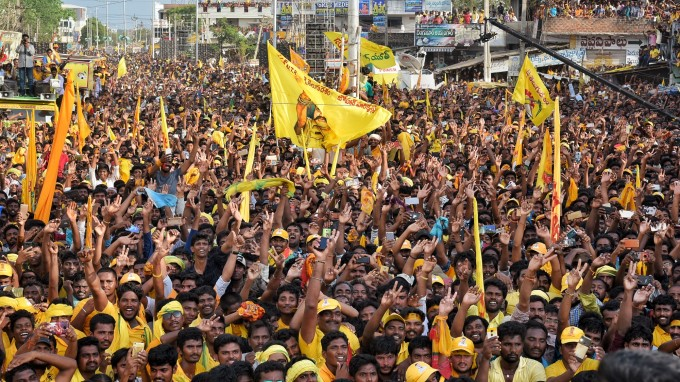 Telugu Desam Party Election Campaign 2019