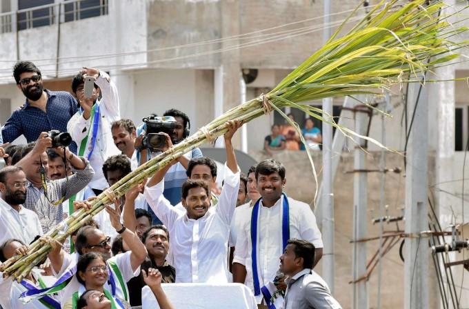 YSR Congress Party Lok Sabha Elections Campaign 2019