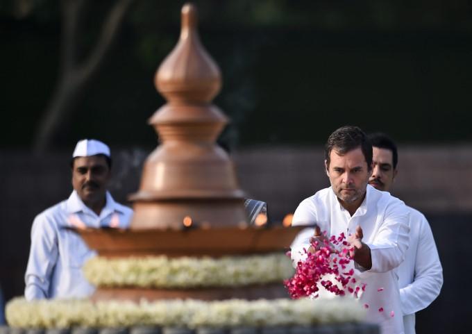 Former PM Rajiv Gandhi 28th Death Anniversary