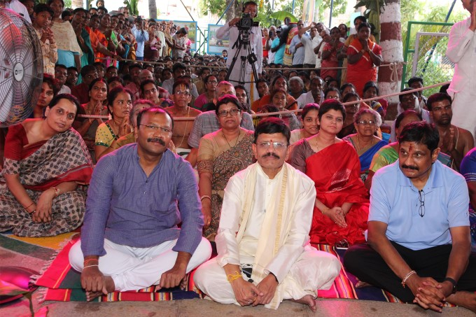 Tiruchanur Padmavathi Ammavari Rathotsavam