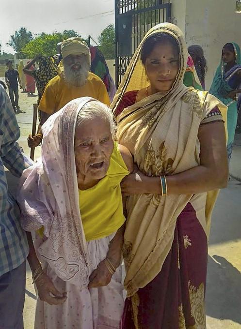 Lok Sabha Elections 2019 - Polling