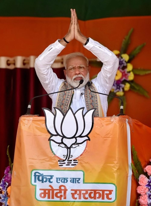 Lok Sabha Elections 2019 - Campaign
