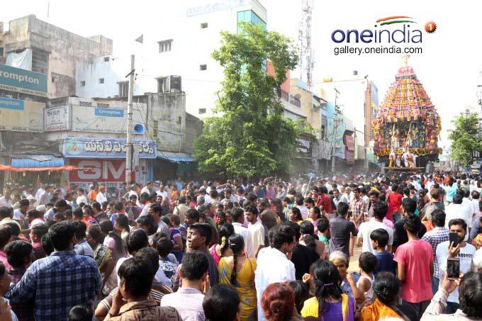 Several Programmes Held At Tirumala Tirupati Devasthanam
