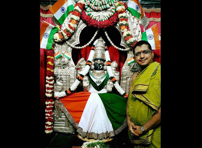 Vasavi Jayanthi Kanyaka Parameswari Temple In Bengaluru