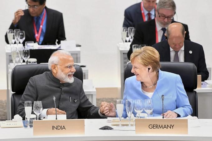 PM Narendra Modi At G-20 Summit In Japan