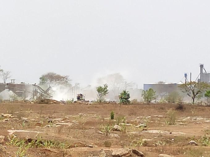 Air Pollution In Raipur