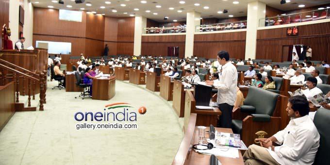 Andhra Pradesh Assembly Budget 2019-20