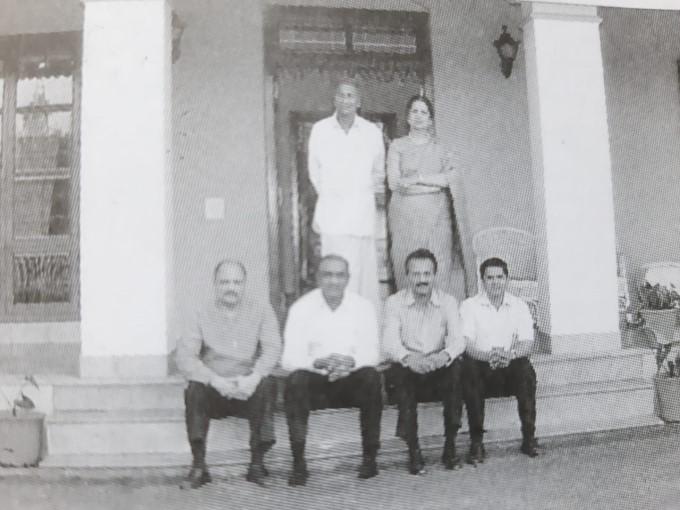 ವಿಜಿ ಸಿದ್ದಾರ್ಥ ಸ್ಮರಣೆಯಲ್ಲಿ ಅಪರೂಪದ ಚಿತ್ರಗಳು