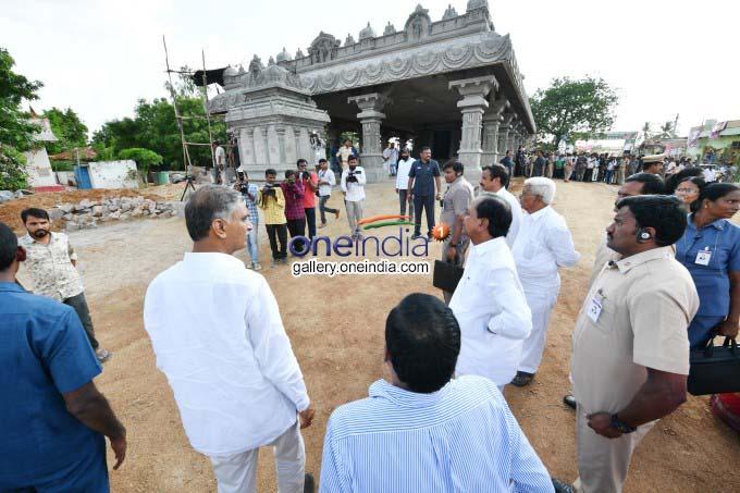 Telangana CM KCR Visit Chintamadaka Village