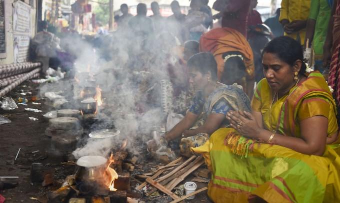 Aadi Festival Celebration 2019
