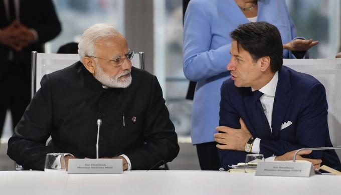 45th G7 Summit 2019