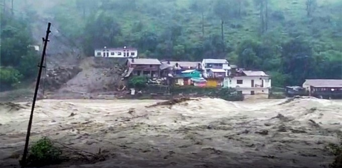Heavy Rainfall In Uttarakhand