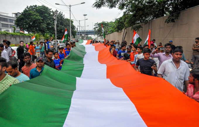 73rd Independence Day Celebration Across India