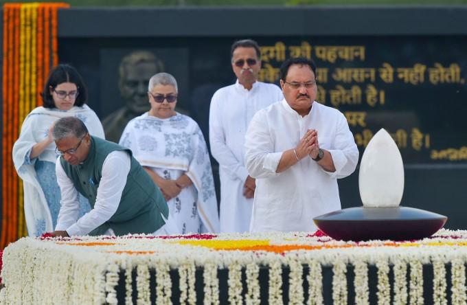 Atal Bihari Vajpayee's 1st Year Death Anniversary