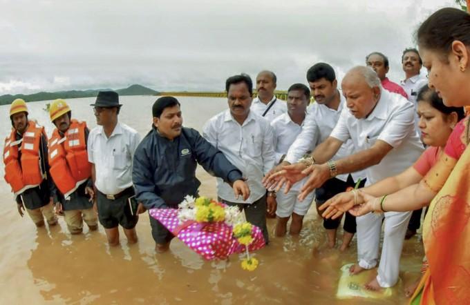 Heavy Rainfall In Karnataka