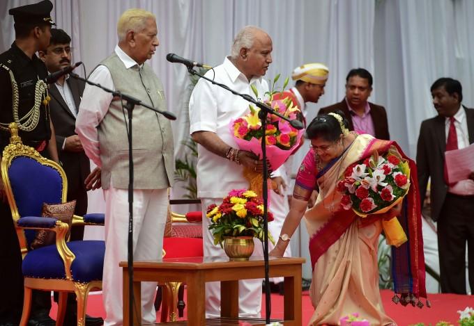 Karnataka CM BS Yediyurappa Cabinet Expansion