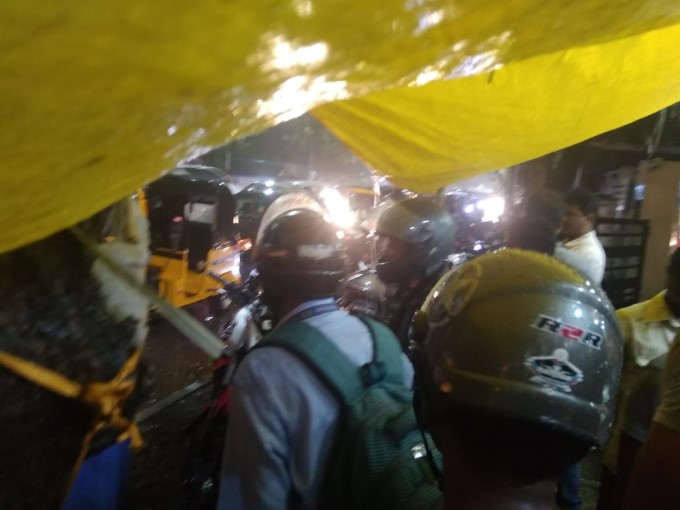 Chennai Rain 2019