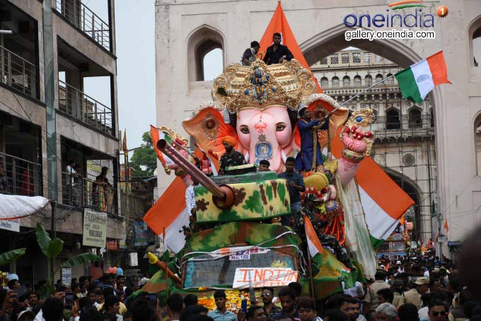 Ganesh Chaturthi Celebration Across India 2019