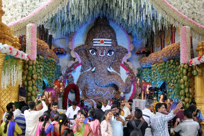 Ganesh Chaturthi Celebration In Karnataka 2019