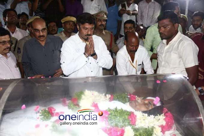 Former AP Speaker Kodela Siva Prasada Rao Passes Away