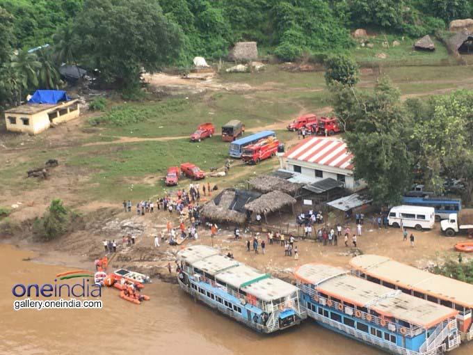 Boat Accident In Godavari River, Andhra Pradesh