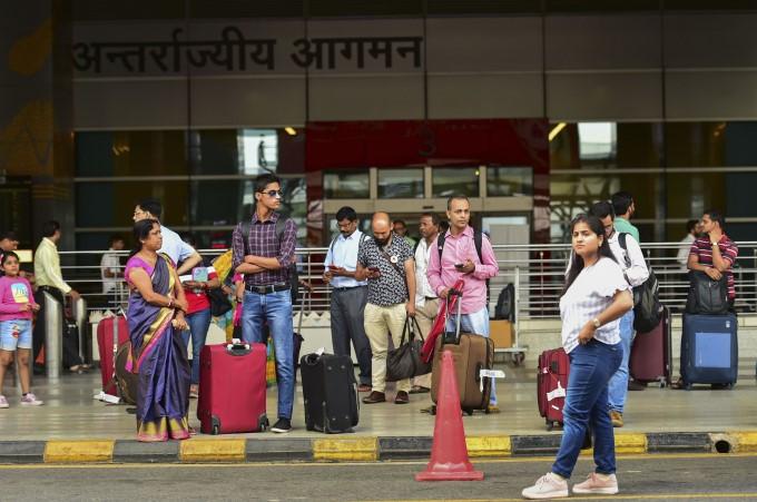 Transport Strike In New Delhi