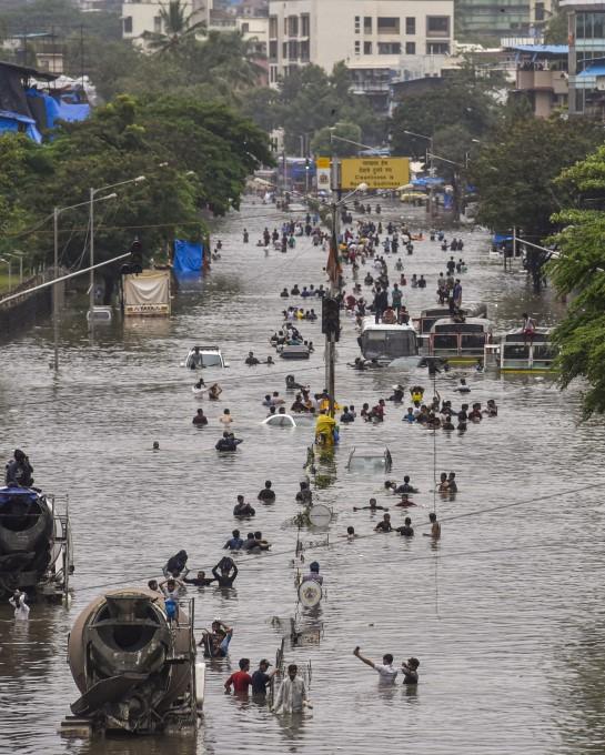 Heavy Rainfall In Maharashtra