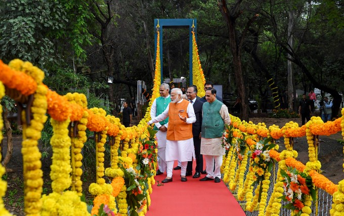 PM Narendra Modi 69th Birthday Celebration