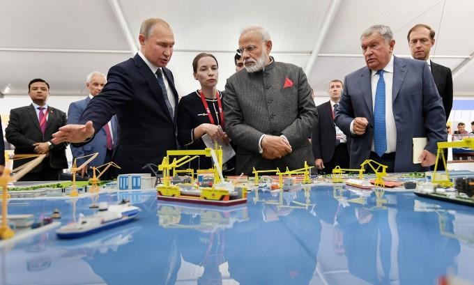 PM Narendra Modi Two Day Visit To Russia