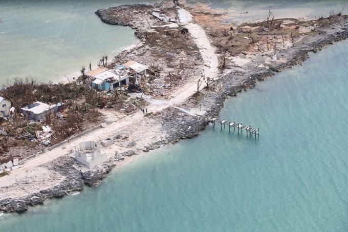 Hurricane Dorian Slams Into The Bahamas Photos: HD Images