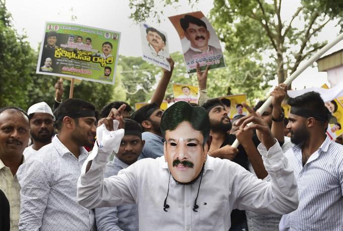 ED Arrest Congress Leader DK Shivakumar