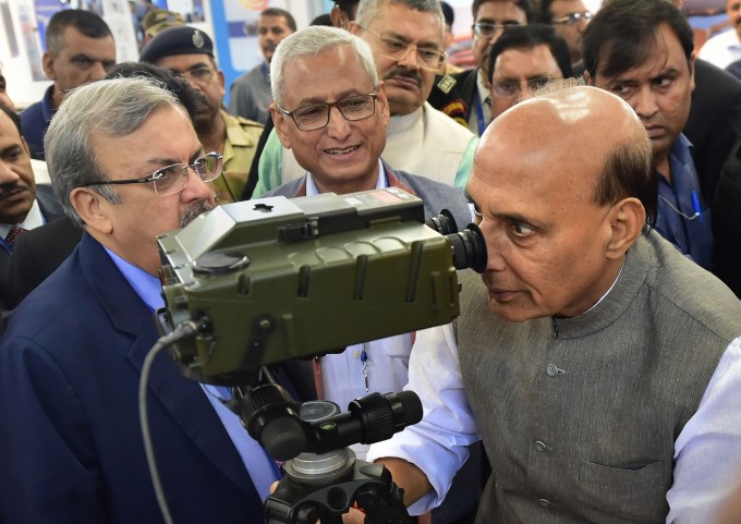 22nd India International Security Expo 2019