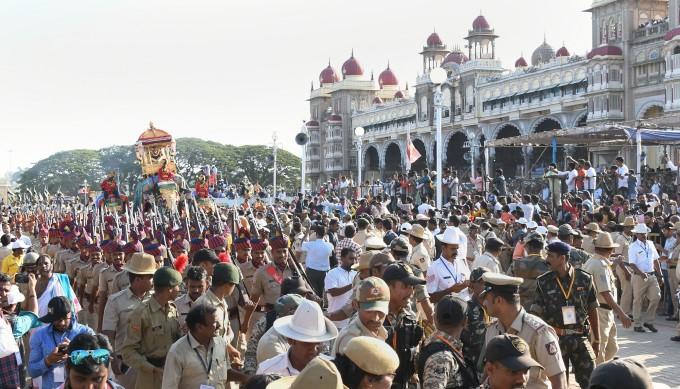 ಮೈಸೂರು ದಸರಾ ಹಬ್ಬ 2019