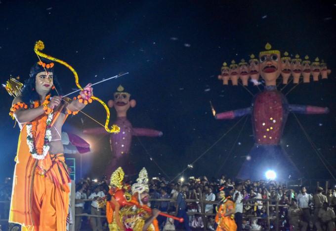 Dussehra Celebrations Across India 2019