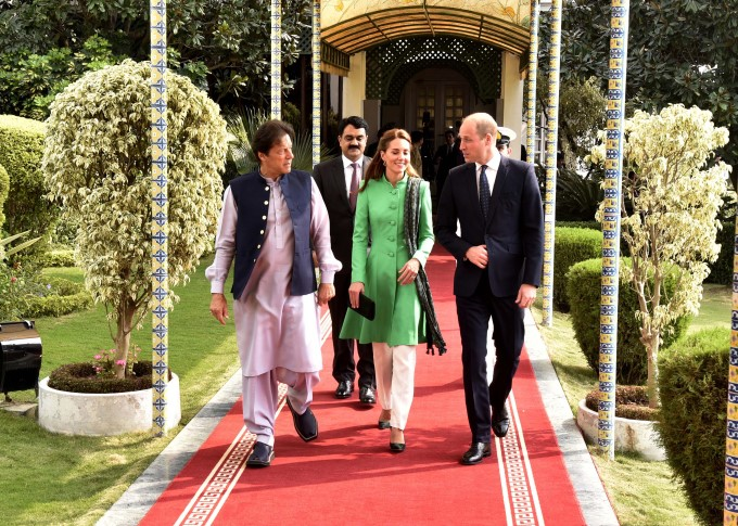 Prince William And Kate Middleton 5 Day Visit To Pakistan