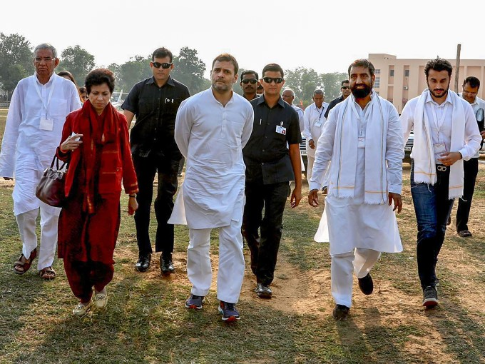 Congress-Haryana Assembly Election Campaign 2019