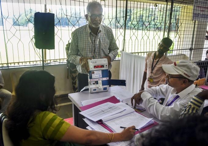 Maharashtra Assembly Election 2019 - Counting