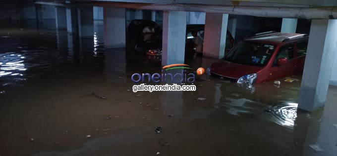 Heavy Rain Lashes In Telangana