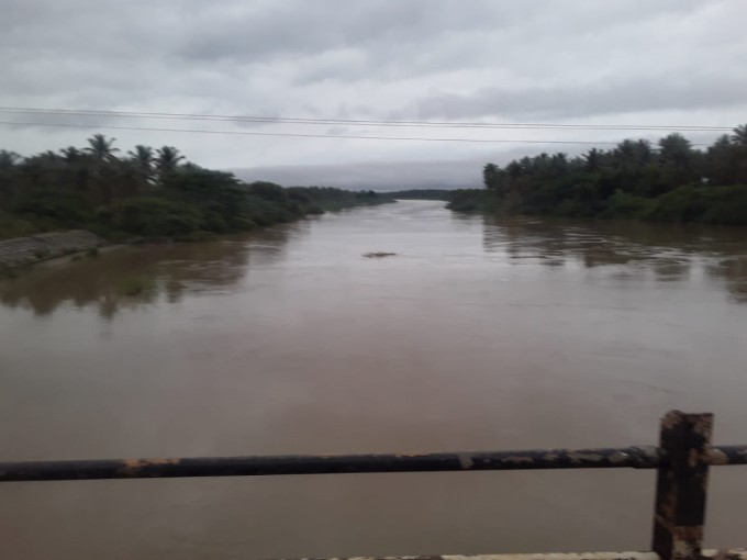 Heavy Rainfall In Karnataka