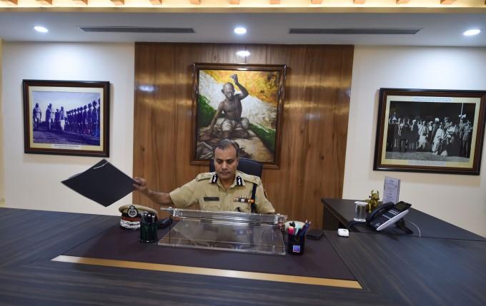 Home Minister Amit Shah Inaugurates Delhi Police Headquarters