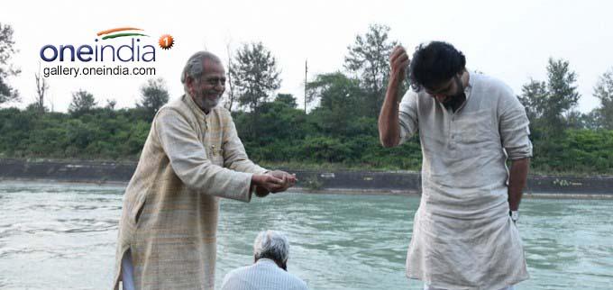 Pawan Kalyan Visits Matri Sadan Ashram In Haridwar